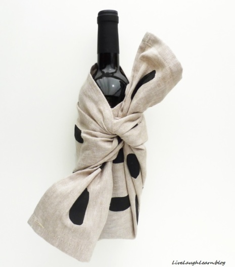 wine wrapping 3