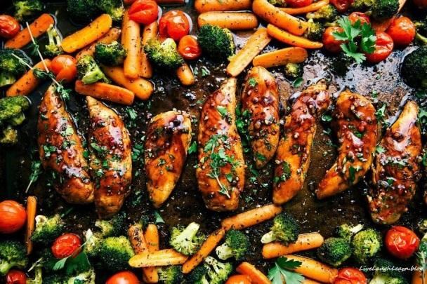 balsamic chicken 1